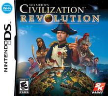 Sid Meier's Civilization: Revolution (NDS)