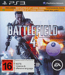 Battlefield 4 (includes 'China Rising' DLC) (PS3)