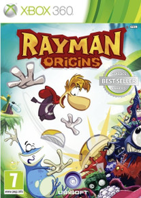 Rayman Origins (X360)