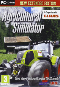 Agricultural Simulator Extended Edition (PC)