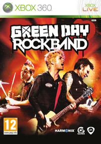 Rock Band Green Day (X360)
