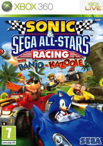 Sonic & Sega All-Stars Racing with Banjo-Kazooie (X360)