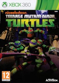Teenage Mutant Ninja Turtles (X360)