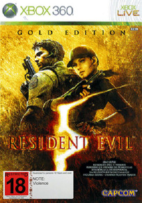Resident Evil 5 Gold Edition (X360