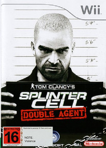 Tom Clancy's Splinter Cell Double Agent (Wii)