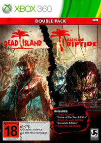 Dead Island Double Pack (X360)
