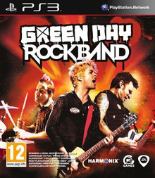 Rock Band Green Day (PS3)