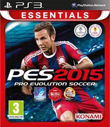 Pro Evolution Soccer 2015 Essentials (PS3)