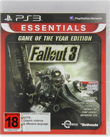 Fallout 3 Game of The Year Edition (PS3)