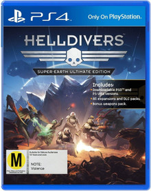 Helldivers: Super-Earth Ultimate Edition (PS4)