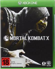 Mortal Kombat (PS Vita) - First Games