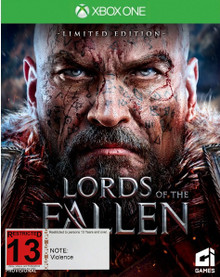 Lords of the Fallen (Xbox One)