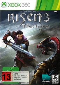 Risen 3 Titan Lords (X360)