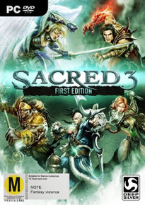 Sacred 3 First Edition (PC)