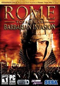 Rome Total War Barbarian Invasion Expansion (PC)