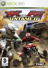 MX vs ATV Untamed (X360)