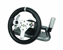 Wireless Force Feedback Racing Wheel with Vibration Technology (X360)