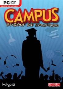 Campus Student Life Simulation (PC)