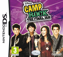 Camp Rock The Final Jam (NDS)