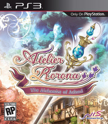 Atelier Rorona The Alchemist of Arland (PS3)
