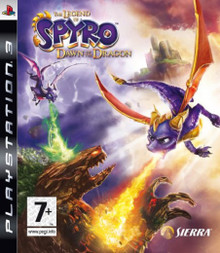 The Legend of Spyro Dawn of the Dragon (PS3)