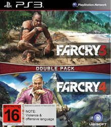 Far Cry 3 + Far Cry 4 Double Pack (PS3)