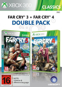Far Cry 3 + Far Cry 4 Double Pack (X360)