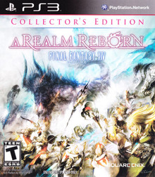 Final Fantasy XIV: A Realm Reborn Collector's Edition (PS3)