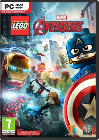 Lego Marvel Avengers (PC)