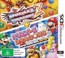 Puzzle & Dragons Z + Puzzle & Dragons Super Mario Bros (3DS)