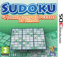 Sudoku + 7 Other Complex Puzzles (3DS)