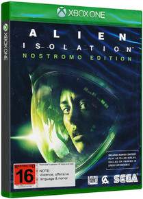 Alien Isolation Nostromo Edition (Xbox One)