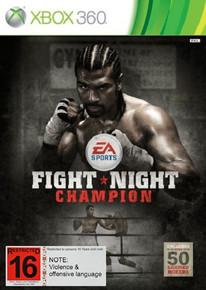 Fight Night Champion (X360)