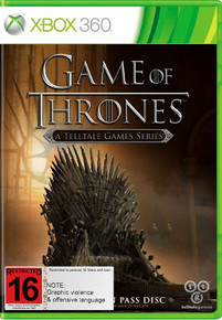Game of Thrones A Telltale Games Series (X360)