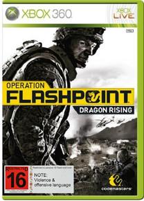 Operation Flashpoint: Dragon Rising (X360)