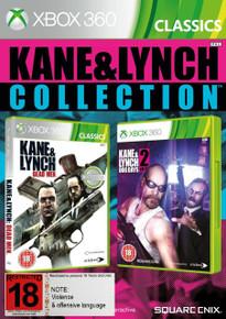 Kane & Lynch Collection (X360)