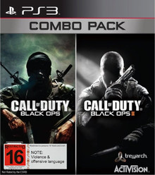 Call of Duty: Black Ops I & II Combo Pack (PS3)