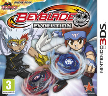 Beyblade Evolution (3DS)