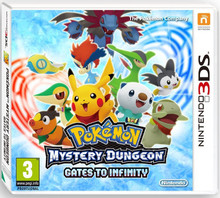 Pokemon Mystery Dungeon Gates To Infinity (3DS)