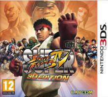 Super Street Fighter IV (3DS)