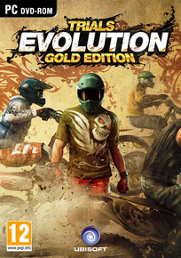 Trials Evolution Gold Edition Steelbook (PC)