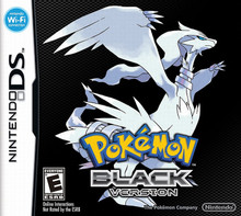 Pokemon Black Version (NDS)