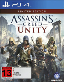 Assassin's Creed Unity Limited Edition (PS4)