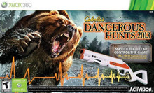 Cabela's Dangerous Hunts 2013 Gun Bundle (X360)