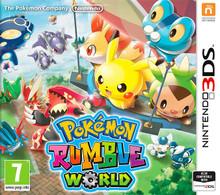 Pokemon Rumble World (3DS)