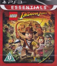 Lego Indiana Jones The Original Adventures (PS3)