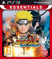 Naruto Shippuden: Ultimate Ninja Storm Generations (PS3)