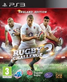 Rugby Challenge 3 England Edition (PS3)