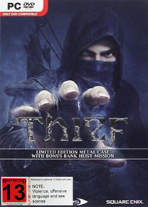 Thief Limited Edition Metal Case (PC)