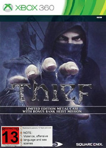 Thief Limited Edition Metal Case (X360)